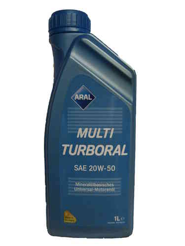 ARAL Multi Turboral 20W-50